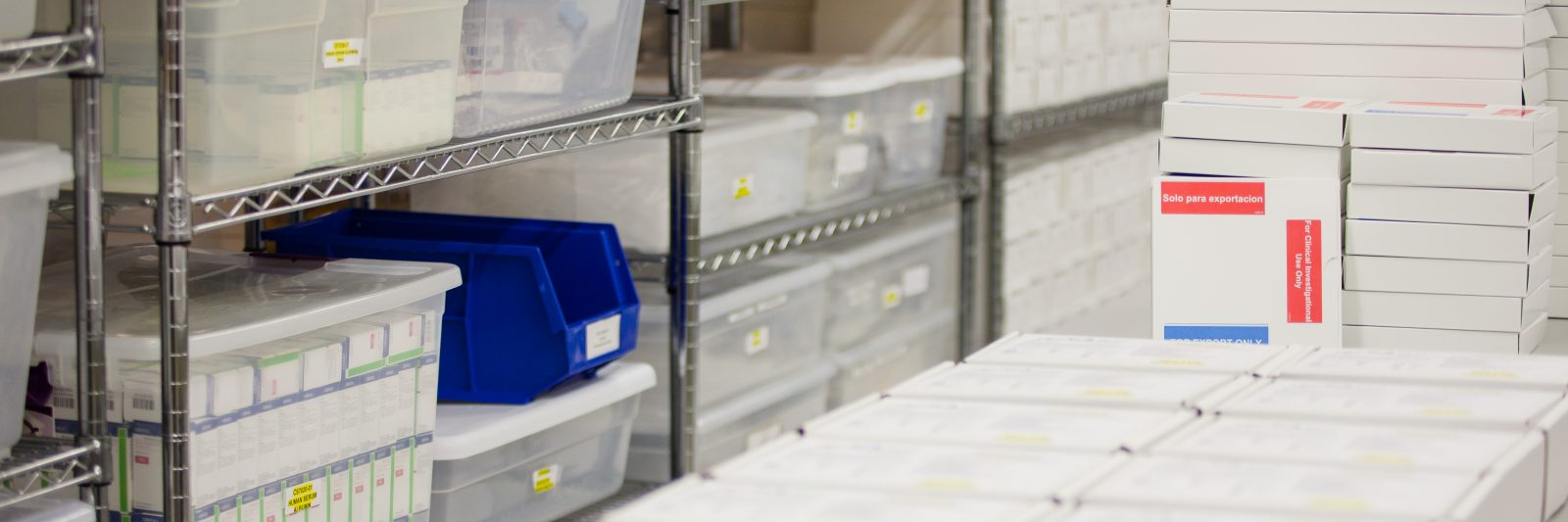 Warehouse and order processing